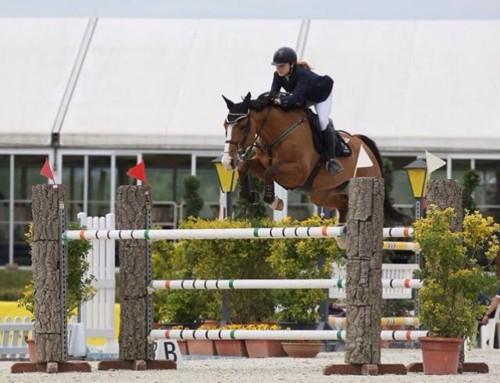 Diletta Leso entra nello staff della Toscano Equestrian