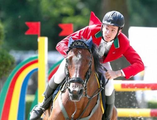 Marcello Manganotti entra in Toscano Equestrian