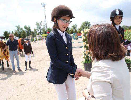 Matilde Manzalini 2° posto ai campionati regionali